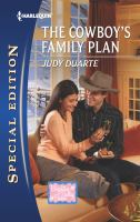 The Cowboy's Family Plan