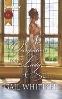 No Occupation for A Lady