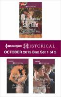 Harlequin Historical October 2015 - Box Set 1 of 2