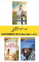 Love Inspired November 2015. Box Set 1 of 2