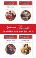 Harlequin Presents January 2016. Box Set 1 of 2