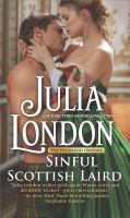 Sinful Scottish Laird : A Historical Romance Novel
