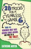 Image: 28 Tricks for A Fearless Grade 6