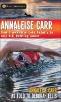 Annaleise Carr