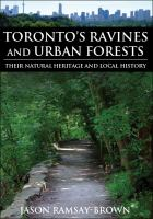 Toronto's Ravines and Urban Forests
