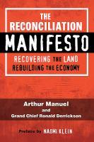 Reconciliation Manifesto