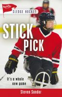 STICK PICK (LORIMER SPORTS SERIES LEVEL 3.5)