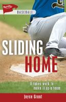 SLIDING HOME (LORIMER SPORTS SERIES LEVEL 4.0)