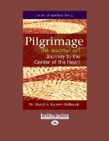 Pilgrimage, the Sacred Art