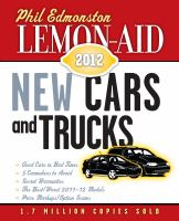 Lemon-aid New Cars and Trucks, 2012