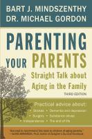 Parenting your Parents