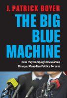 Big Blue Machine