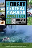 The Great Central Canada Bucket List