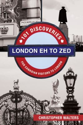 Cover image for London Eh to Zed, [2015]