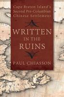Written in the Ruins