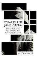 What Killed Jane Creba