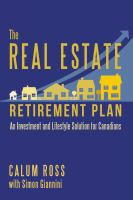 The Real Estate Retirement Plan