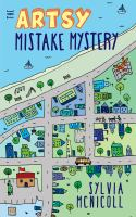GREAT MISTAKE MYSTERIES #2, THE ARTSY MISTAKE MYSTERY