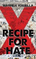 Recipe for Hate