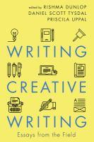 Writing Creative Writing