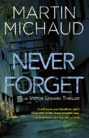 Cover of Never Forget