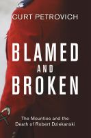 Blamed and Broken