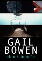Gail Bowen Ebook Bundle