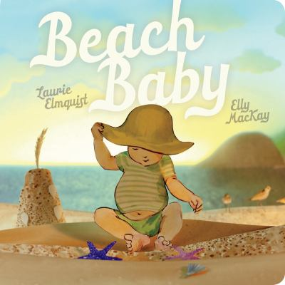 "Book Cover - Beach Baby"" title=""View this item in the library catalogue"