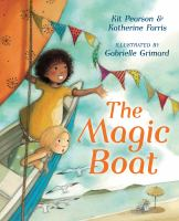 Cover of The Magic Boat