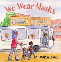Cover of We Wear Masks