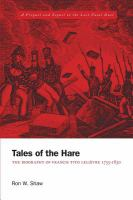 Tales of the Hare