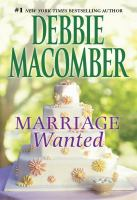 Marriage Wanted