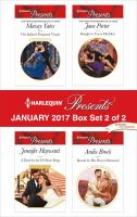 Harlequin Presents January 2017, Box Set 2 of 2