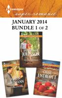 Harlequin Superromance January 2014