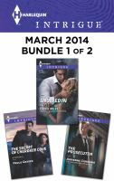 Harlequin Intrigue March 2014 - Bundle 1 of 2
