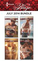 Harlequin Blaze July 2014 Bundle