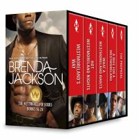 Brenda Jackson the Westmoreland Series Books 16-20: Westmoreland's Way\hot Westmoreland Nights\what A Westmoreland Wants\a Wife for A Westmoreland\the Proposal