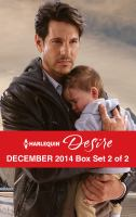 Harlequin Desire December 2014 - Box Set 2 of 2: the Missing Heir\scandalously Expecting His Child\her Unforgettable Royal Lover