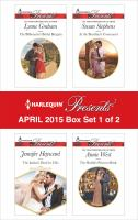 Harlequin Presents April 2015