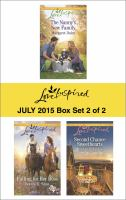 Love Inspired July 2015 - Box Set 2 of 2
