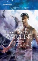 Last Wolf Watching