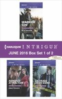 Harlequin Intrigue June 2016
