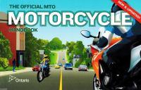 Official MTO Motorcycle Handbook 2019