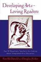 Developing Arts-loving Readers
