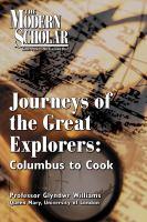Journeys of the Great Explorers