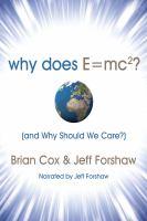 Why Does E=mcp2(B?