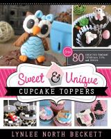 Sweet and Unique Cupcake Toppers