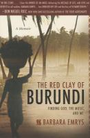 The Red Clay of Burundi