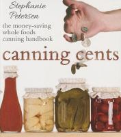Canning Cents