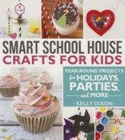 Smart School House Crafts for Kids